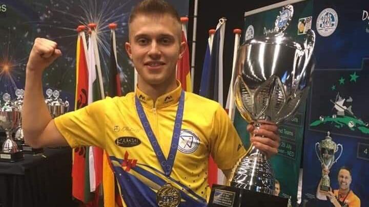 Sanjin Pehlivanović osvojio zlato na omladinskom Evropskom prvenstvu