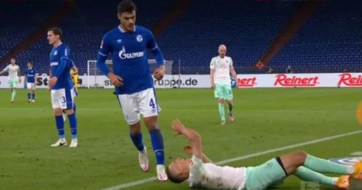 Pljuvač iz Schalkea dobio žestoku kaznu
