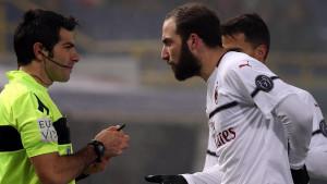 Postave za Superkup Italije otkrile sve: Higuain je u Milanu odigrao svoje