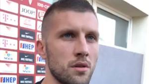 Novi napadač Milana u centru pažnje nakon treninga Hrvatske: Rebić davao izjavu, pa se naljutio