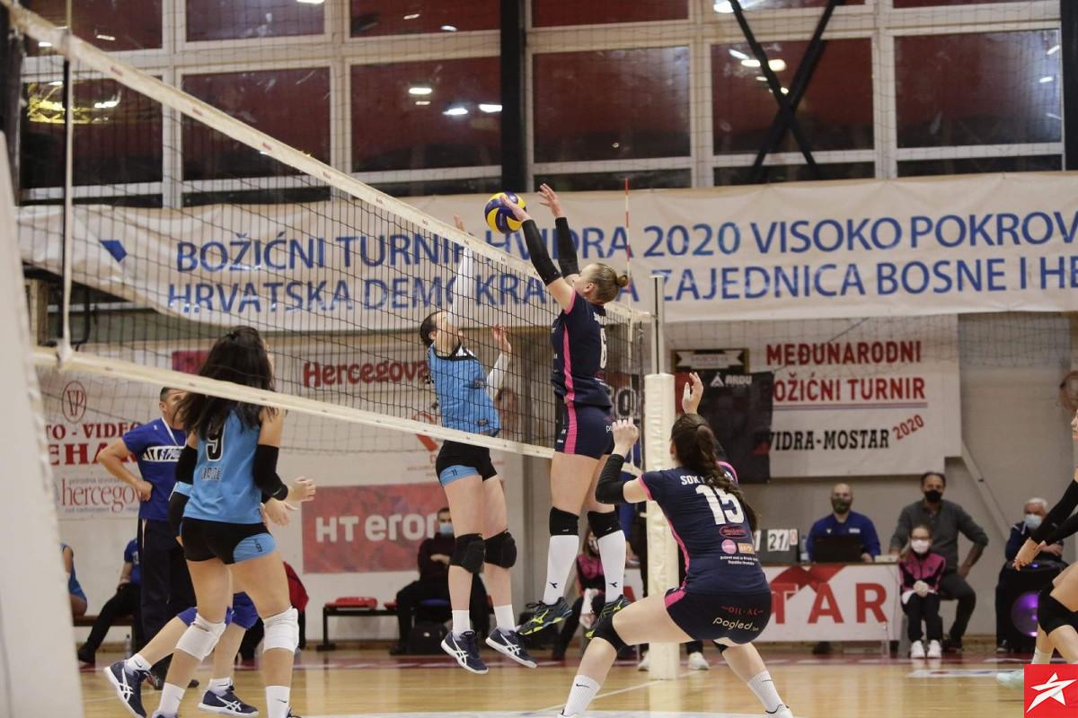 SOK Mostar poražen od ŽOK Jahorina