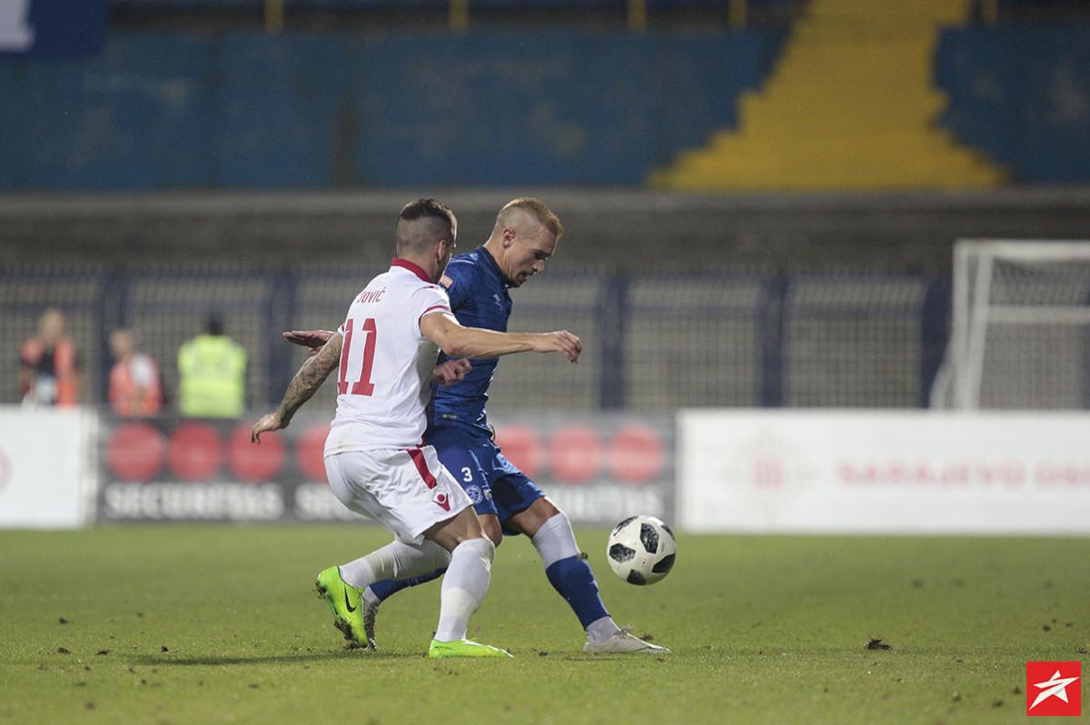 Problemi za FK Željezničar pred duel na Tušnju