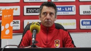 Jusufbegović: Ponosan sam, crveni karton ne bih komentarisao