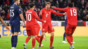 Niko kao Bayern: Bavarci pobjedom protiv Tottenhama ispisali historiju Lige prvaka