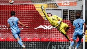 Čudesni Pope zaustavio Liverpool: Burnley prvi osvojio bod na Anfieldu