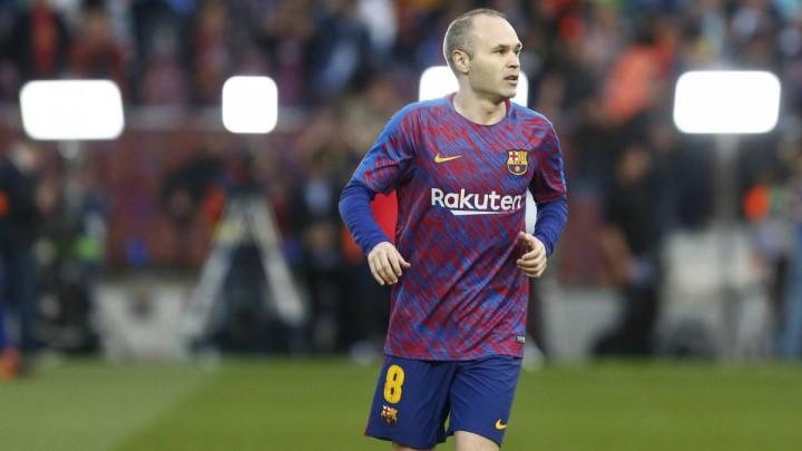 Iniesta savjetuje Barcelonu, treba li legendu poslušati?