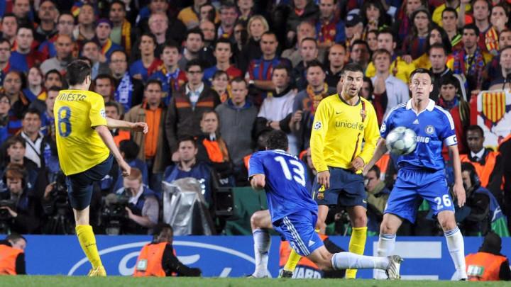 Andres Iniesta je na današnji dan prije 11 godina slomio srca navijača Chelseaja