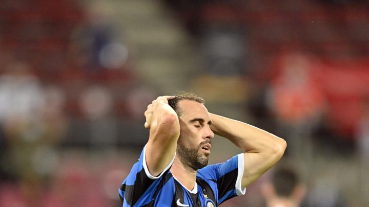 Diego Godin napustio Inter i napravio iznenadni transfer