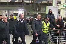 Policija spašavala igrače Porta od bijesnih navijača