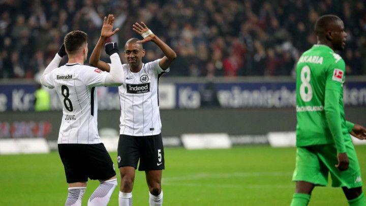 Eintracht pobjedom zasjeo na drugo mjesto