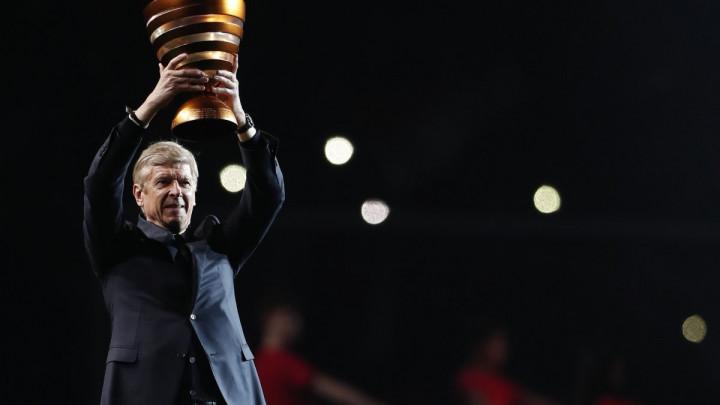 Wenger ponovo na klupi, i to u Francuskoj?!