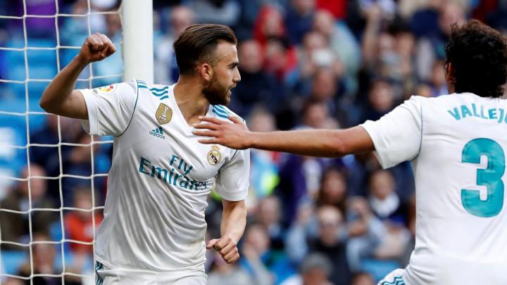 Postignut načelni dogovor: Lazio se pojačava iz Reala
