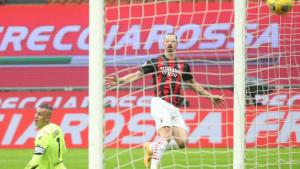 Ibrahimović i Rebić deklasirali Crotone