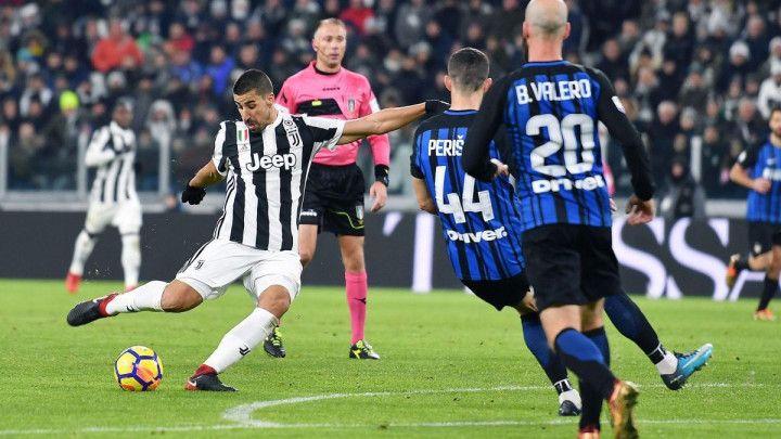 Derby d'Italia bez pogodaka, Inter slavi bod