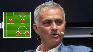 Na Otoku su već predstavili prvih 11 Arsenala pod vodstvom Mourinha