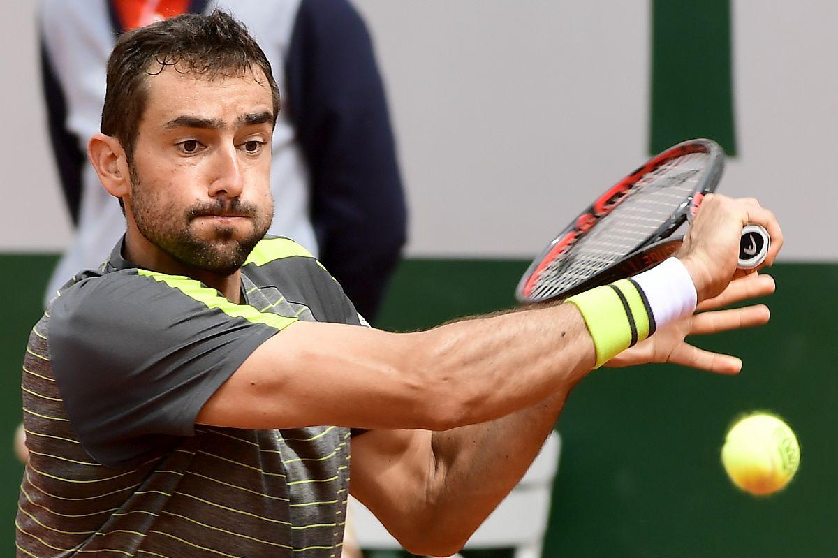 Roland Garros: Čilić siguran na otvaranju, senzacija kod dama