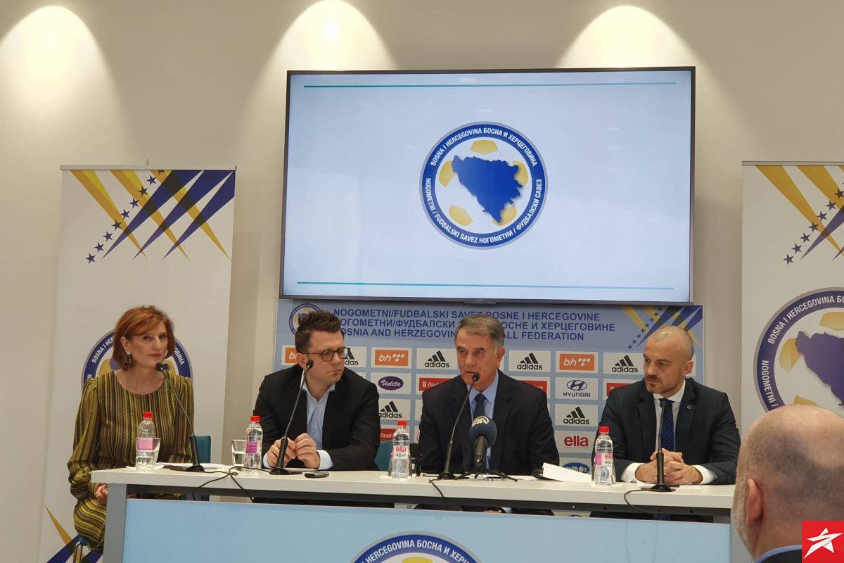 Poseban gost na press konferenciji Dušana Bajevića u Sarajevu
