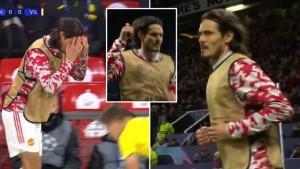 Cavani izludio Emeryja i rezervne igrače Villarreala bezobraznim potezom na zagrijavanju