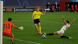 Nezaustavljivi Haaland srušio Sevillu i donio Dortmundu pobjedu