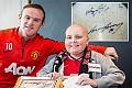Igrači Uniteda posjetili djevojčicu oboljelu od leukemije