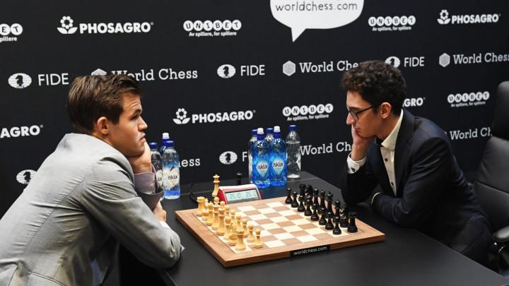 Svijet šaha ne pamti ovakvu borbu - Carlsen ne da tron!