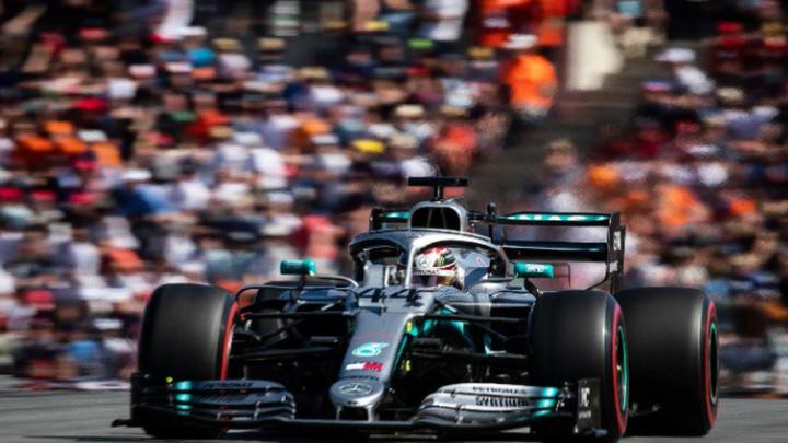 Žestoka kazna za Hamiltona zbog današnjeg incidenta s Raikkonenom