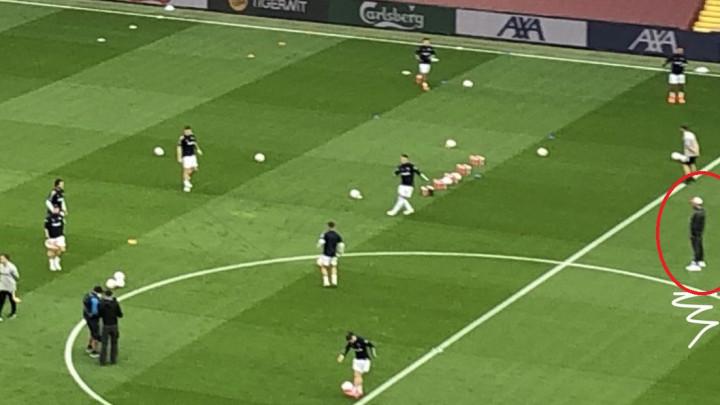 Klopp stajao kao kip i gledao zagrijavanje Leedsa, njegova reakcija na kraju utakmice je rekla sve