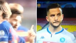 Manolas krenuo da se pozdravi, Messi ga odbio, čak mu je i zaprijetio!