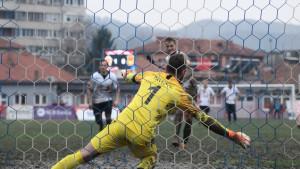 Penal u Banjaluci  na startu meča, ali nije iskorišten