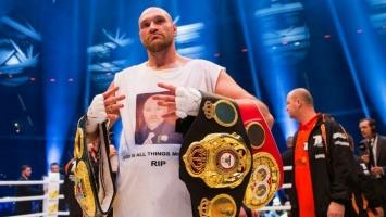 Tyson Fury se vraća u spektakularnom meču