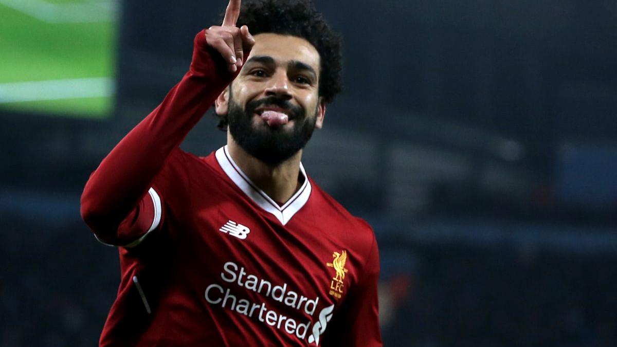 Salah: Saigrači mi pomažu da budem najbolji strijelac lige