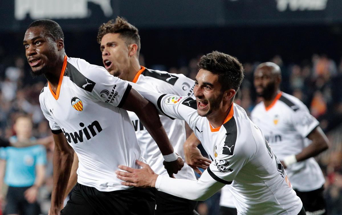Valencia u velikim problemima pred duel s Atalantom