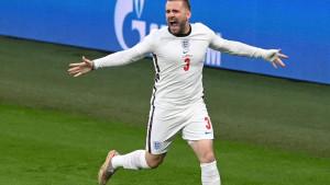 Nevjerovatno: Luke Shaw je posljednje utakmice Eura igrao slomljenih rebara!