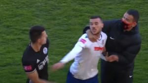 Mujakić žali zbog šamaranja protivnika: Neprikladno i suprotno mom odgoju