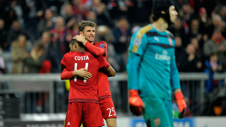 Bayern se ruga Arsenalu nakon pobjede