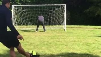 Mahalska igra: Ibrahimović nije štedio svog prijatelja