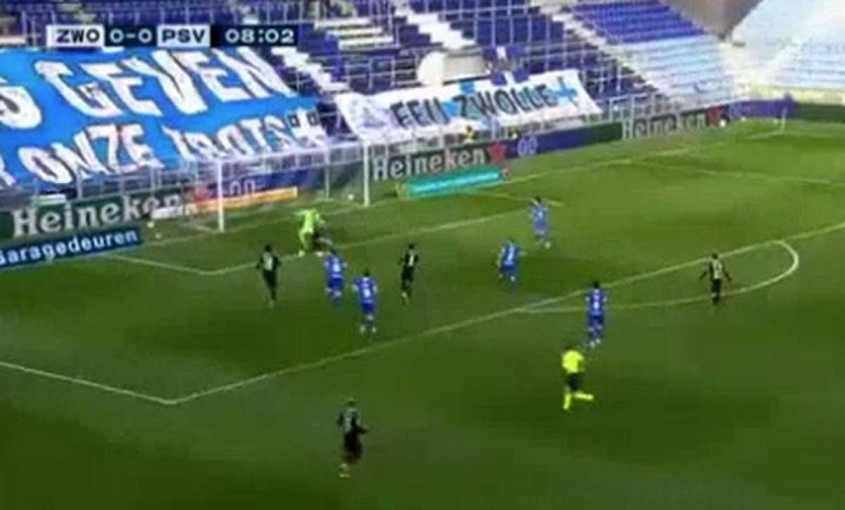 Götzeu je trebalo samo devet minuta da zabije gol za PSV