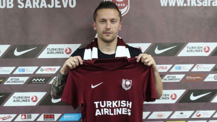 Almir Bekić produžio ugovor sa Sarajevom
