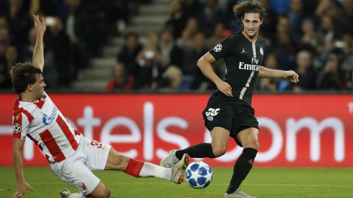 Rabiot produžuje ugovor s PSG-om?