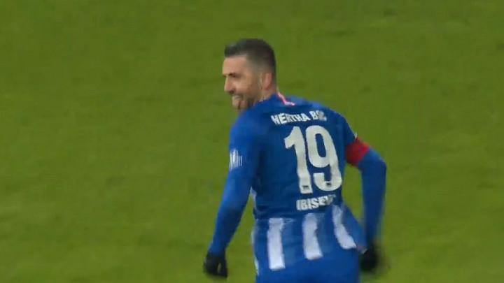 Sjajno prvo poluvrijeme u Berlinu, novi gol Vedada Ibiševića
