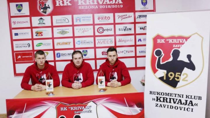 RK Krivaja želi pobjedu protiv RK Žepče i ostanak u borbi za prvo mjesto
