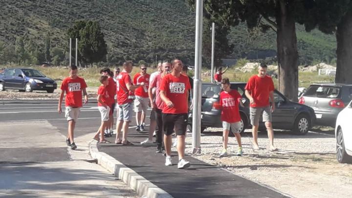 FK Velež će i danas imati ogromnu podršku sa tribina