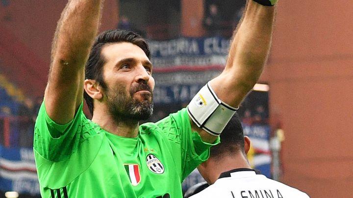 Novi rekord nevjerovatnog Buffona