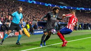 Salah preko Twittera poslao poruku igračima Atletico Madrida pred revanš na Anfieldu