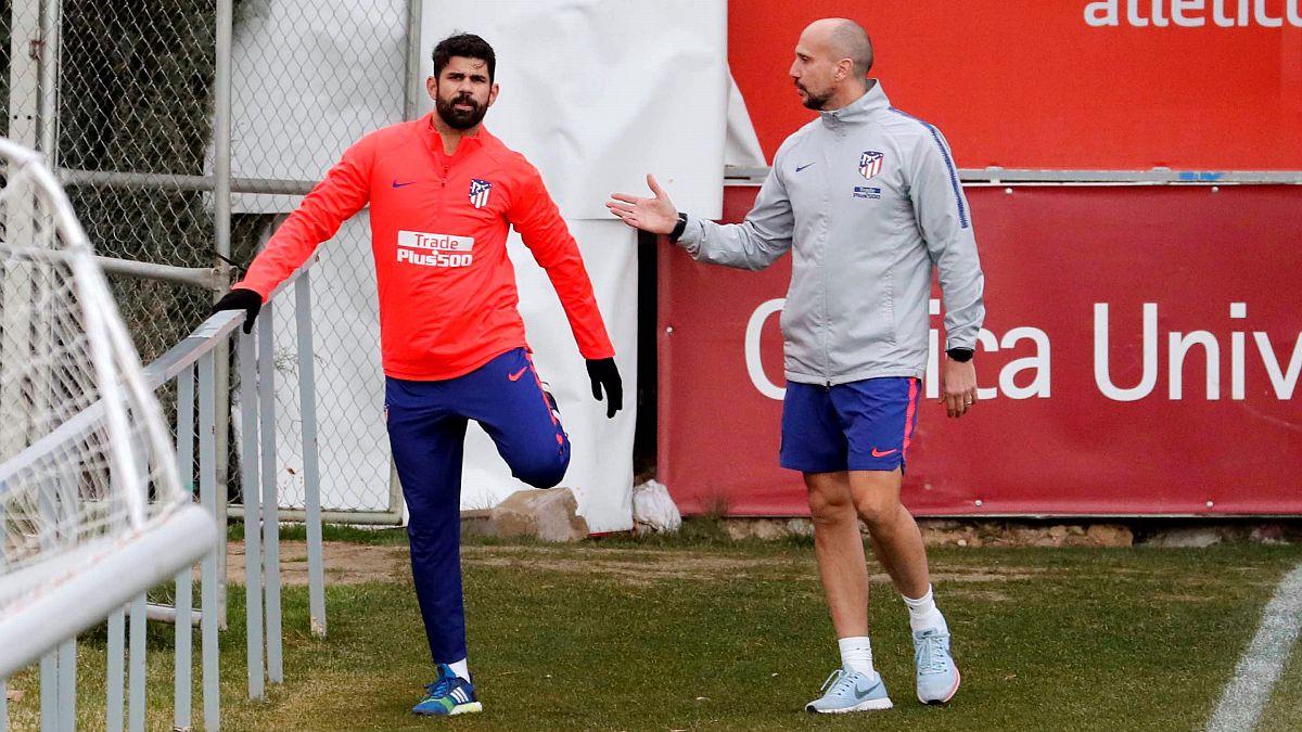 Diego Costa se oporavio, vjerovatno spreman za Juve