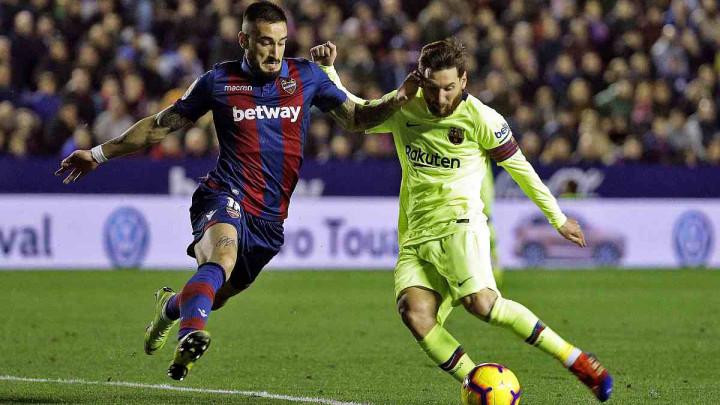Leo Messi pravio šou u Valenciji, a Levante tu nije mogao ništa