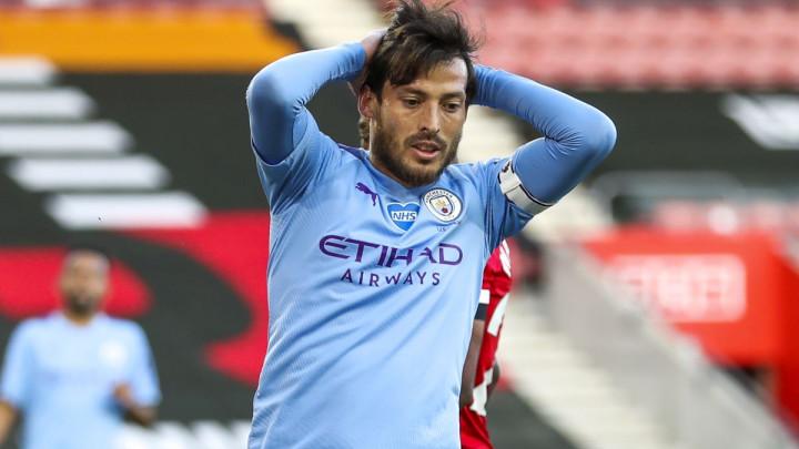 David Silva se oprostio od Manchester Cityja, a komentar mu ostavila supruga bivšeg fudbalera