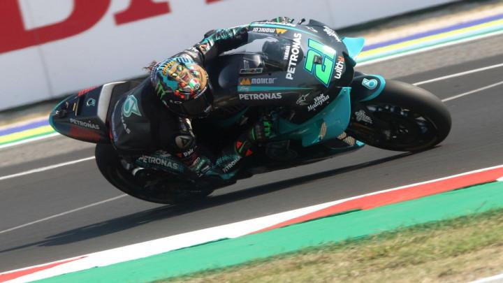 Morbidelli stigao do svoje prve pobjede u Moto GP klasi