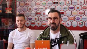 Nalić poziva na oprez: Čelik je jedina ekipa koja nam je dala dva gola za poluvrijeme