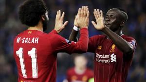 Salah, Mane i Mahrez kandidati za najboljeg afričkog fudbalera